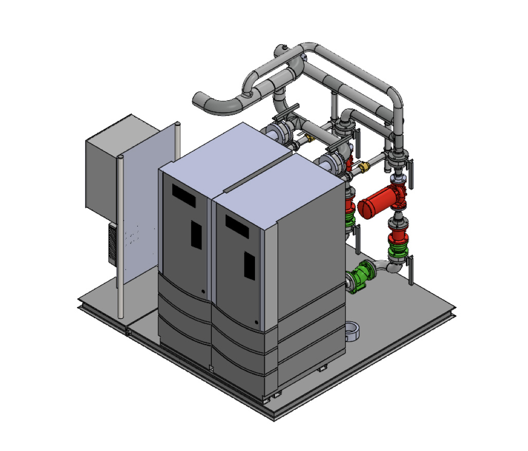 Hydronic Boiler Package
